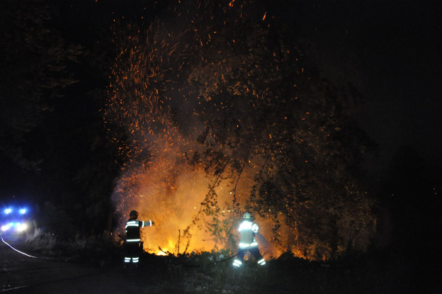 Brand in Oberbuchsiten