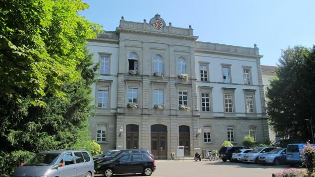 Aussenaufnahme psychiatrische Klinik Königsfelden.