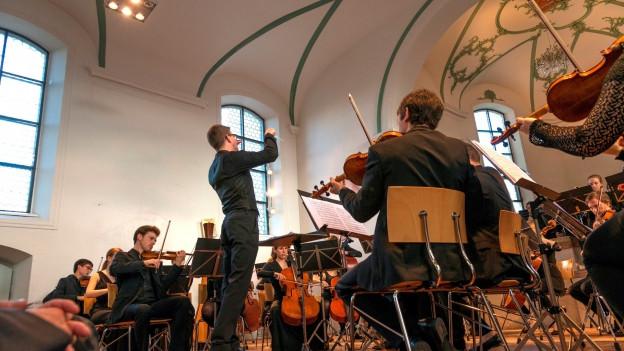 Das Künstlerhaus Boswil muss renovieren. Der Kanton steuert drei Millionen Franken bei.
