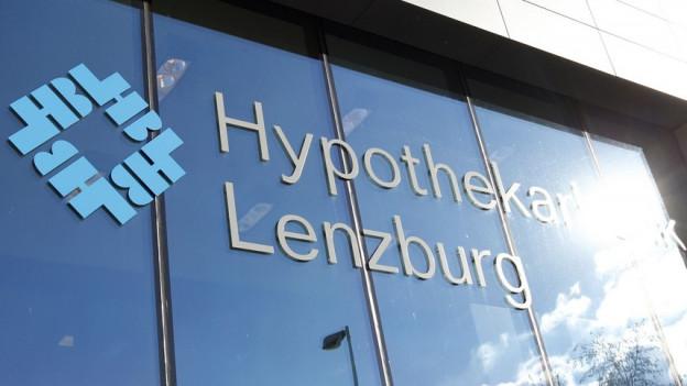 Die Hypothekarbank Lenzburg hat sich mit den US-Steuerbehörden geeinigt.
