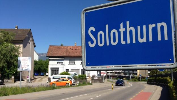 Rote Zahlen für die Stadt Solothurn - Gemeinderat verabschiedet Finanzplan.
