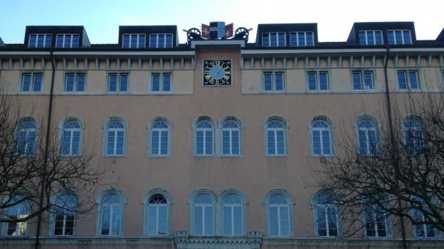 Zivile Nutzung der Kaserne Aarau ab 2018?