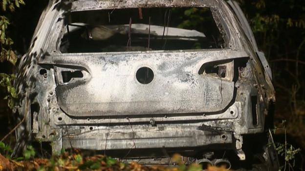 Fünf Autoinsassen kamen ums Leben. Zwei Frauen wurden verletzt.
