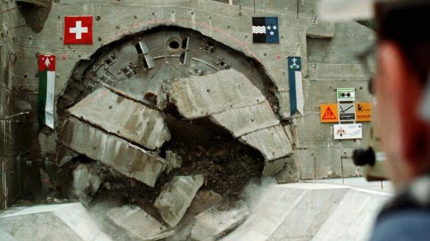 Grünes Licht für den neuen Bözbergtunnel