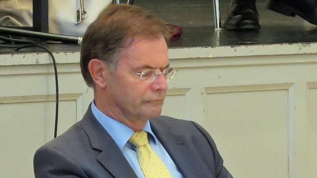 Der Wohler Gemeindammann Walter Dubler soll bis zum Abschluss des Verfahrens von seinem Amt suspendiert werden.