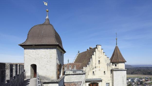 Das Museum Aargau hat eine bedeutende Sammlung von Dokumenten zum Schloss Lenzburg ersteigert.