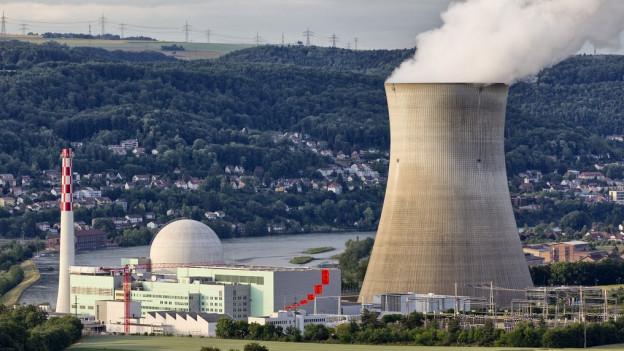 Das Kernkraftwerk Leibstadt musste schon wieder vom Netz genommen werden.