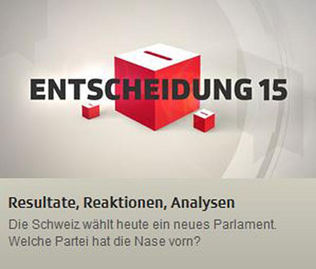 Die Wahlen 2015 – der grosse Überblick aus den Kantonen Aargau und Solothurn.
