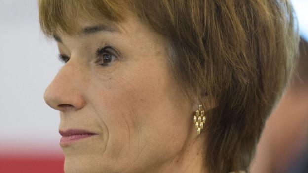 Was macht Ruth Humbel im zweiten Wahlgang und von wem erhält sie Unterstützung?