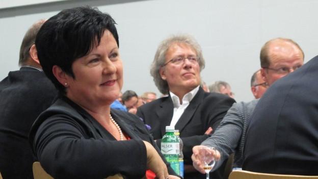 Marianne Meister verzichtet auf einen zweiten Wahlgang: «Ich tue mir nicht an, noch den Looser-Stempel zu holen.»