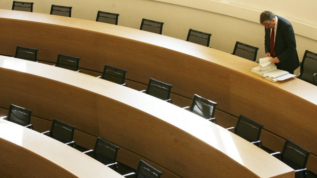 Es ändert sich nichts: Alle Bezirke erhalten wieder gleich viele Sitze.