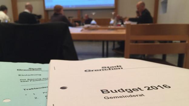 Eine Zahl aus dem Budget 2016 der Stadt Grenchen: Der Selbstfinanzierungsgrad beträgt minus 19 Prozent.
