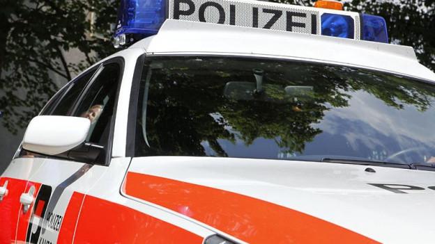 Streifenwagen der Polizei Kanton Solothurn