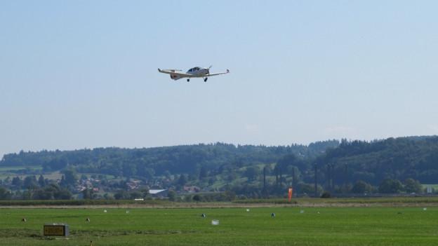 Die Gemeinde Selzach verlangt im kantonalen Richtplan ein Verbot für eine Pistenverlängerung am Flughafen Grenchen.