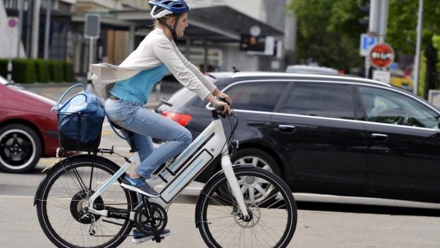 520'000 Menschen besitzen im Aargau einen Führerausweis. Für die E-Bikes ist so ein Ausweis nicht nötig.