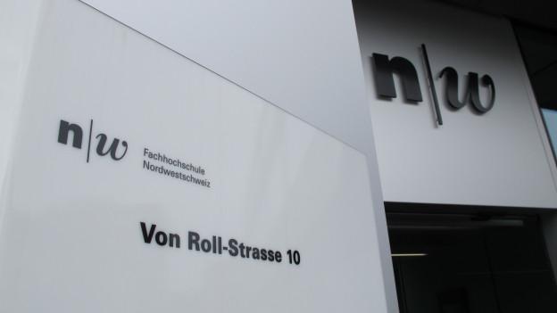Ein Stipendium der Fachhochschule in Olten wirft Fragen auf.