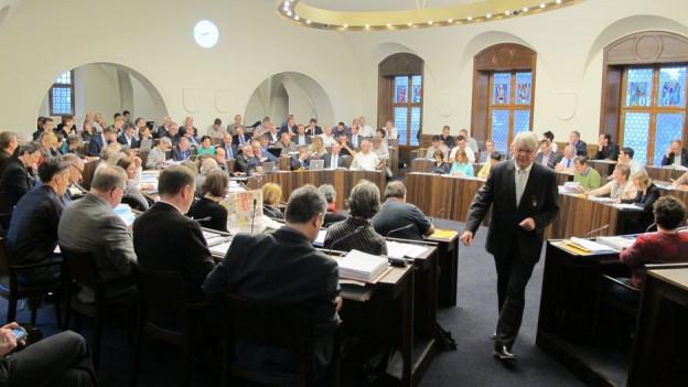 Im Solothurner Kantonsrat gab's am Mittwoch Schelte für die Ausgleichskasse.