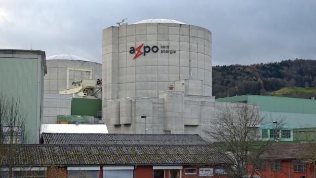 Der Reaktor 2 soll Ende Jahr wieder ans Netz gehen.