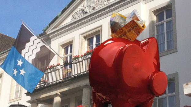 Mit dem bewilligten Budget 2016 treten im Aargau diverse Sparmassnahmen in Kraft.