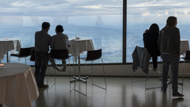 Solothurn ist ein beliebtes Übernachtungsziel