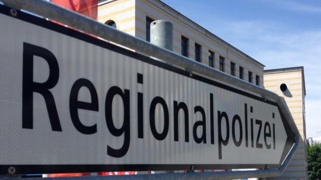 In der Region Baden verschwindet die Regionalpolizei, in Olten die Stadtpolizei.