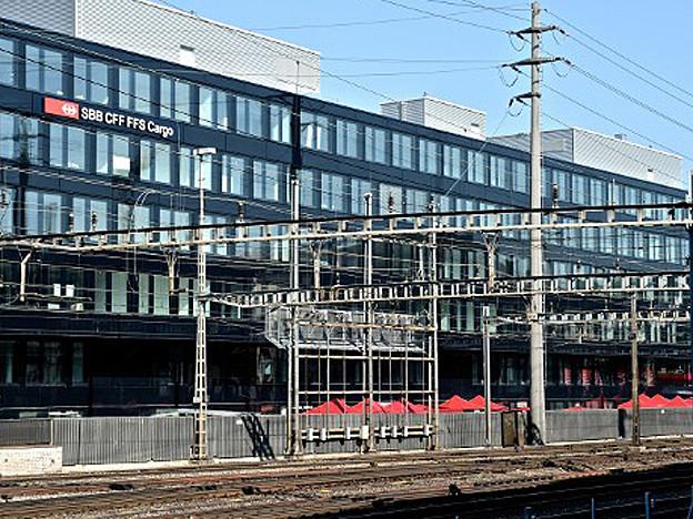Hauptsitz SBB Cargo Olten Aarepark