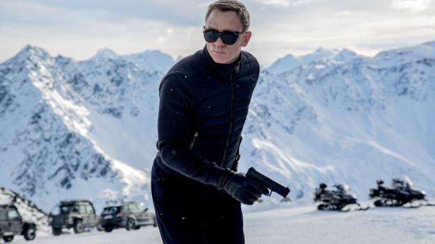 Der neue 007-Film lief in Oftringen besonders gut, in Lenzburg waren hingegen die Schweizer Filme hoch im Kurs.