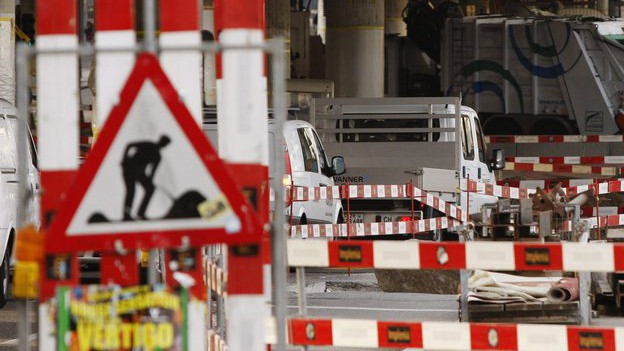 Der Aargau will 2016 191 Millionen Franken für Strassen ausgeben. (Symbolbild)