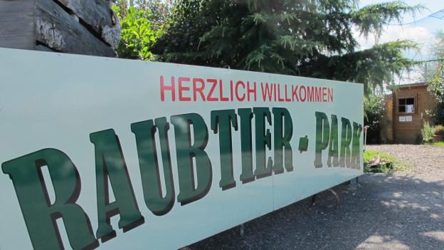 Stricklers Raubtierpark