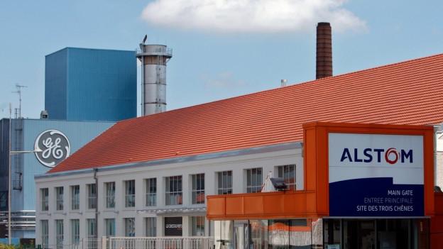 Abbau bei General Electric nach der Übernahme von Alstom. (Symbolbild)