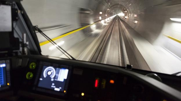 Aargau nicht überrascht über Tunnelpläne des Bundes