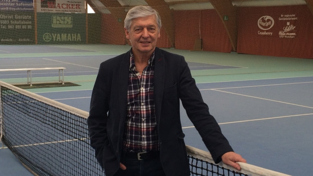 «Ich glaube das hat Zukunft, dieses Turnier», sagt Direktor Freddy Blatter.