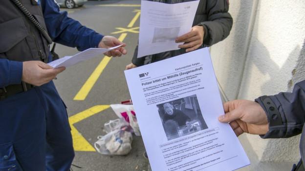 Vierfachmord Rupperswil: Nach Belohnung kommen Hinweise