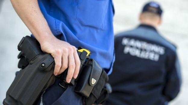 Aargauer Regierung hält an Mindestbestand der Polizei fest