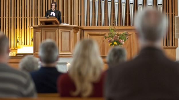 Reformiert, evangelisch, lutherisch? Die Religionszugehörigkeit kann beim Einwandern für Verwirrung sorgen.