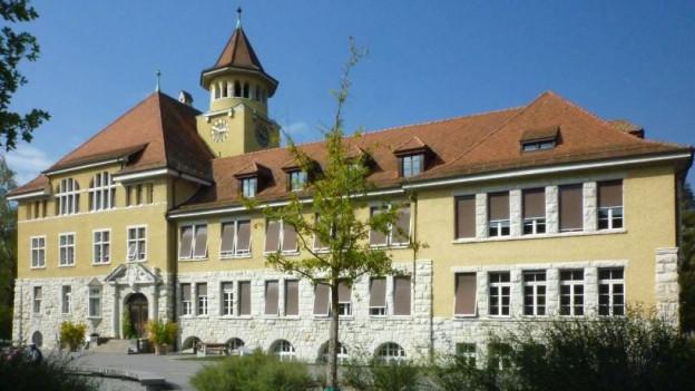 Schulhaus Stapfer