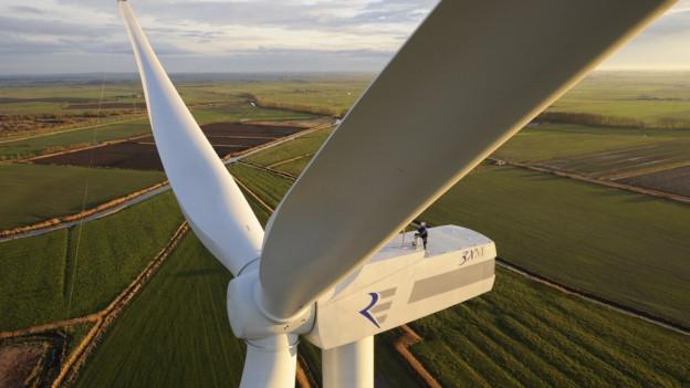 Windpark Grenchenberg: Radar für Vögel