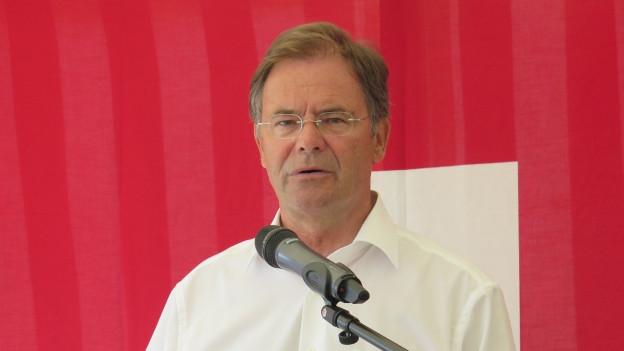 Der Gemeindeammann von Wohlen, Walter Dubler, wurde verurteilt.