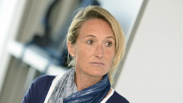 Kommt sie oder nicht? Die Aargauer Regierungsrätin Susanne Hochuli.