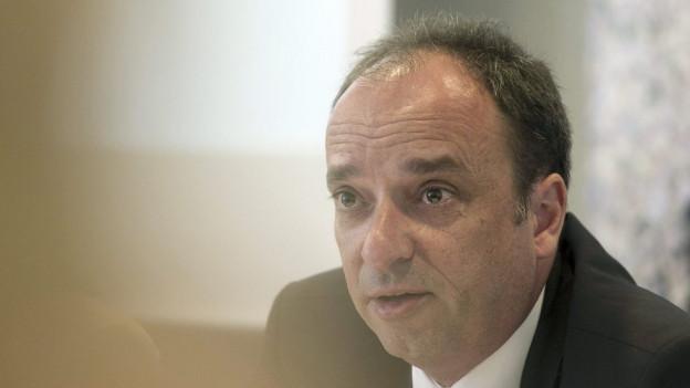 Aargauer CVP-Politiker Markus Dieth will Regierungsrat werden