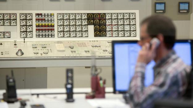 Mühleberg soll als erstes AKW in der Schweiz im Jahre 2019 für immer abgeschaltet werden.