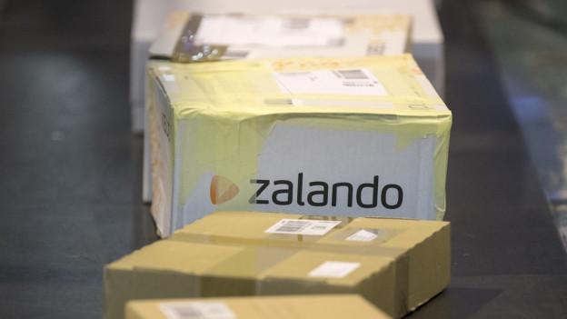 Die Post setzt auf künftig auf das Geschäft mit Paketen. Der Online-Handel kurbelt das Geschäft an.