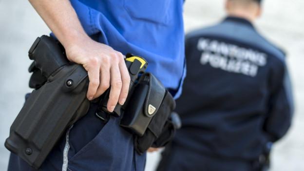 Aargauer Regierung will mehrere kleine Polizeiposten schliessen