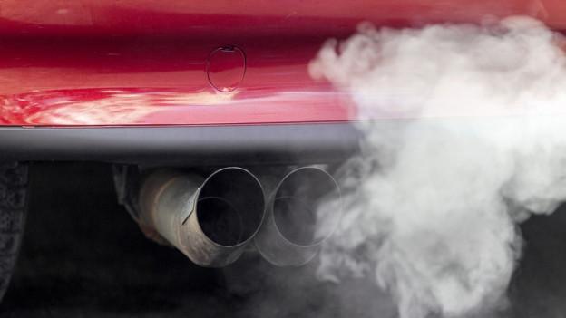 Die Ozon-Belastung sinkt, aber sehr langsam