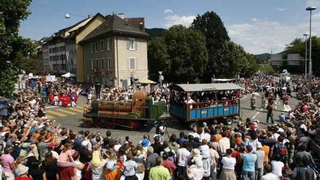 Badenfahrt-Umzug 2007