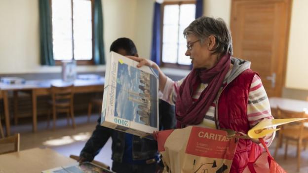 Wenn Private Flüchtlingen die Schweizer Kultur näher bringen wollen, hilft im Kanton Solothurn neu eine Fachstelle.