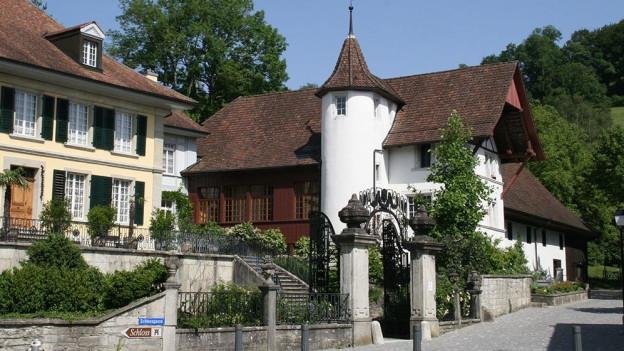 Das Museum am Fusse des Schlossbergs
