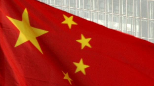 China-Flagg