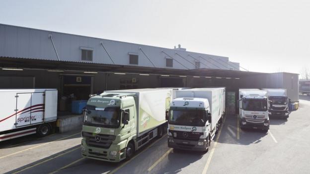 Lastwagen von leshop.ch