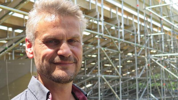 Peter Bernhard, Spiritus Rector der Oper Schenkenberg